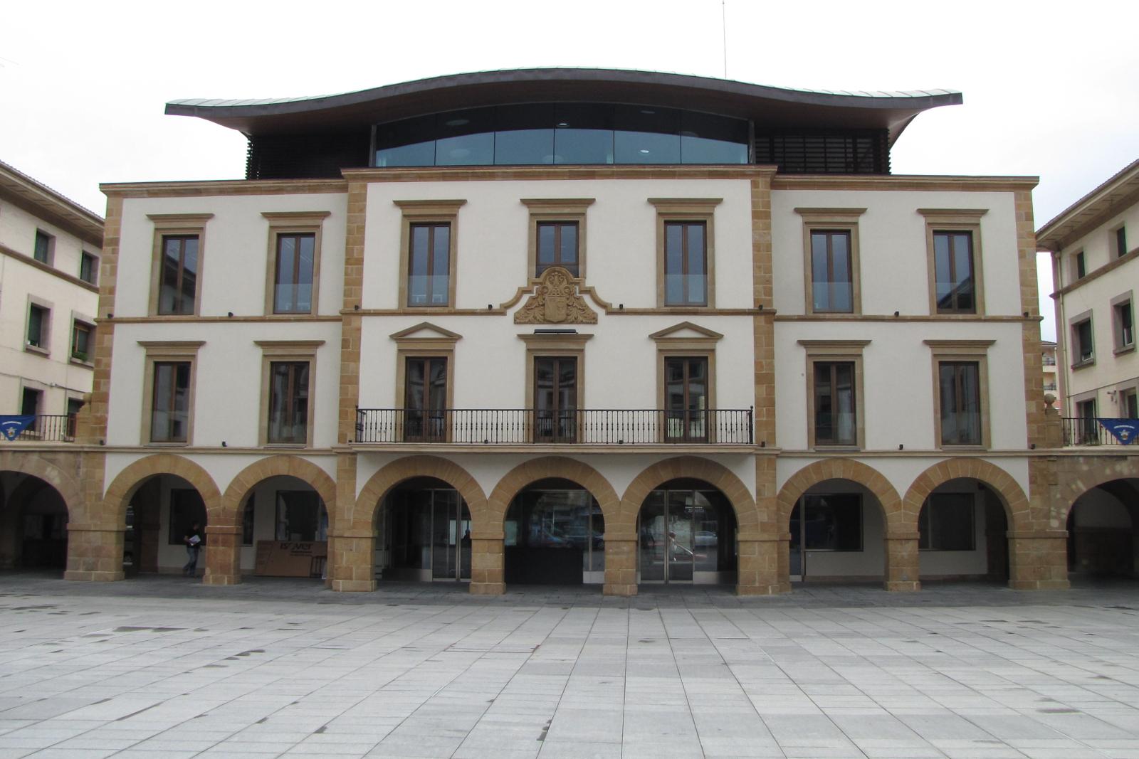 Rehabilitación del Ayuntamiento