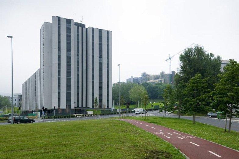 Edificio Iza