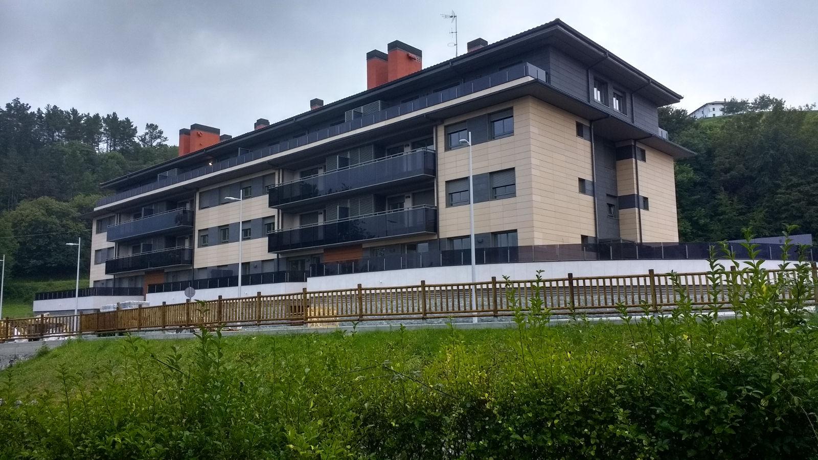 32 viviendas en Asteasu