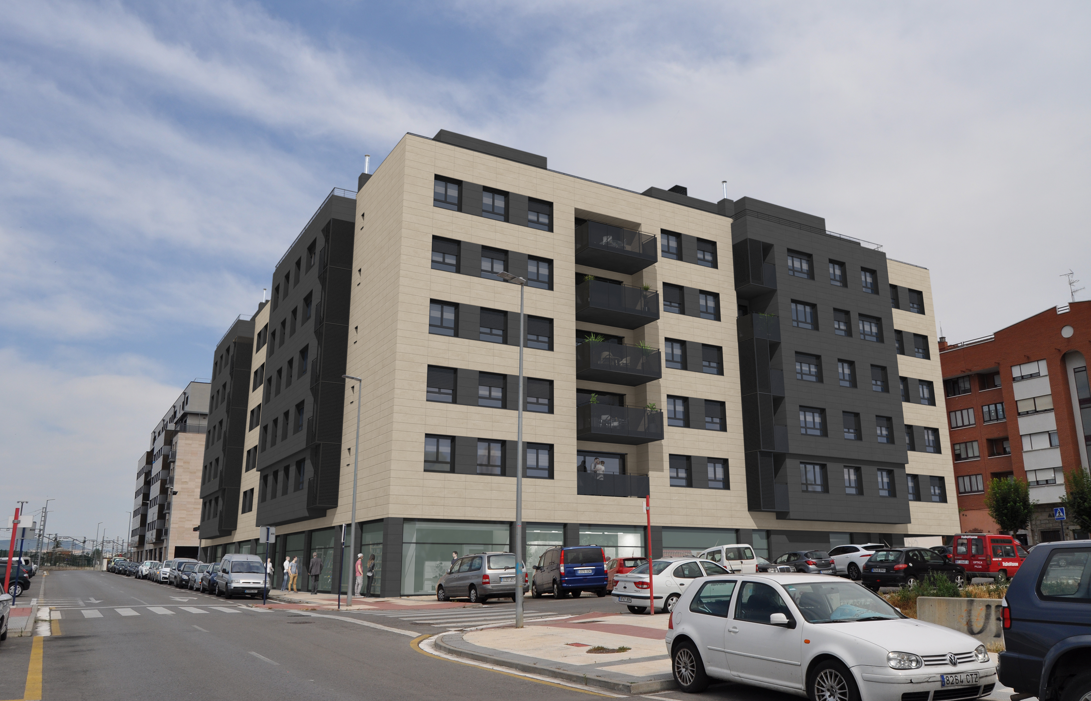 Centro Residencial Miranda