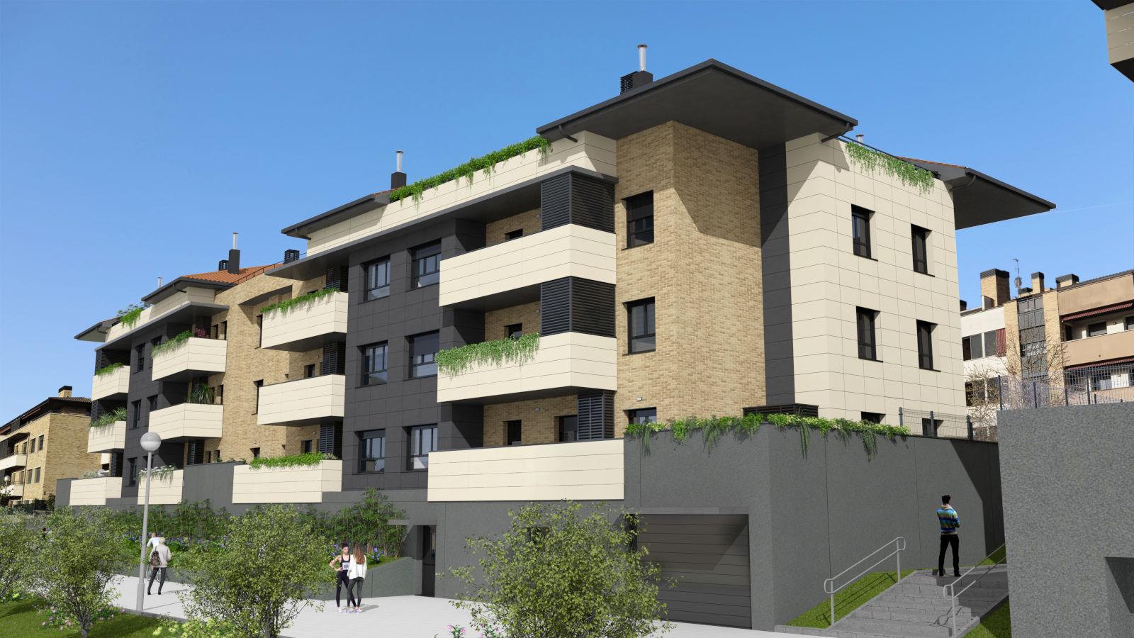 Residencial Landabarri