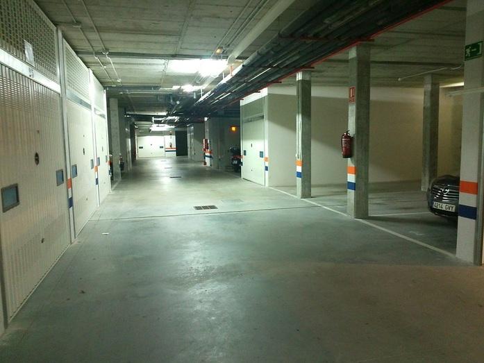 Garajes cerrados San Sebastián Illarra